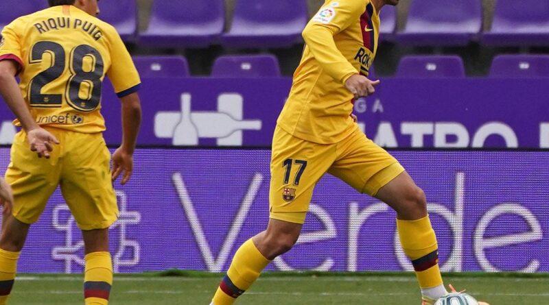 La Liga: Griezmann sérülés miatt lemaradhat a bajnoki hajráról