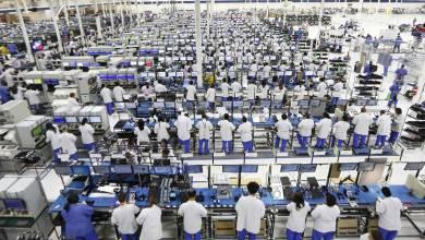 A Foxconn kezd magához térni a járvány után