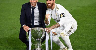 La Liga: Amihez Zidane hozzáér, arannyá változik – Ramos