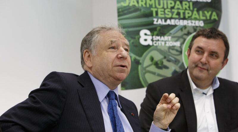 Palkovics László a magyar autósport jövőjéről egyeztetett Jean Todt-tal