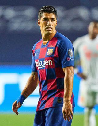 Barca: Koeman felhívta Suárezt, nem számít rá – sajtóhír
