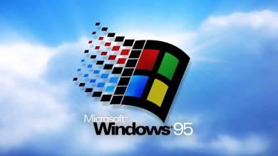 Tech-történelem: ma 25 éves a Windows 95!