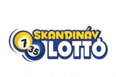 Itt vannak a Skandináv lottó 35. heti nyerőszámai és nyereményei