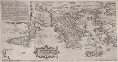 Óriási digitális történelmi térképtárat nyitott az OSZK