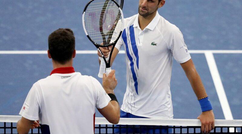 Tenisz: Djokovics háromórás csatában megnyerte a 22.-et is