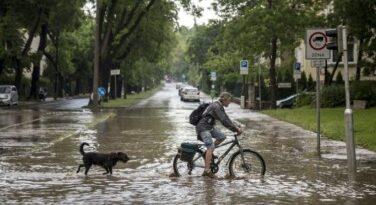 Markáns front érkezik – Mutatjuk, milyen időjárás-változás várható hétfőn