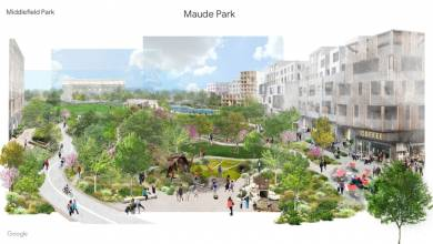 A Google új várost épít a dolgozóinak