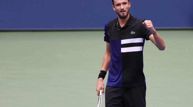 US Open: Medvegyev legyőzte Rubljovot, ismét elődöntős