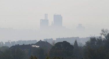 Tizennégy településen kifogásolt a levegő minősége