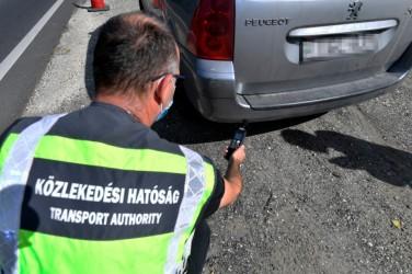 Közúti közlekedési környezetvédelmi akciót tartanak a héten