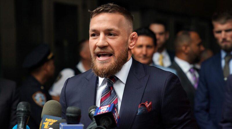 Ökölvívás: McGregor közölte, ringbe száll Pacquiaóval
