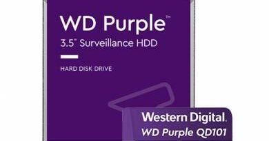 Biztonsági kamerákhoz és videóelemzéshez érkeznek új WD merevlemezek és memóriakártyák