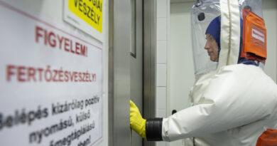 A szemünk előtt valósul meg az ijesztő koronavírus-jelenség Magyarországon