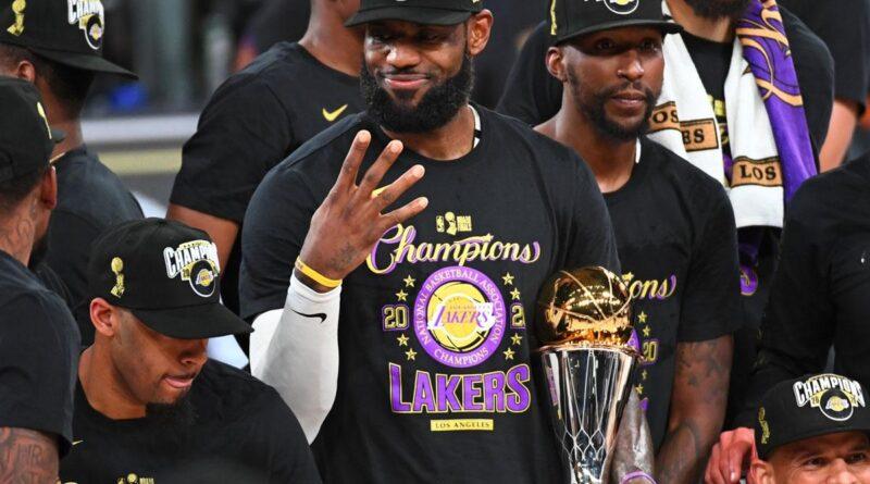 NBA: megvan a Lakers 17. bajnoki címe, James az MVP