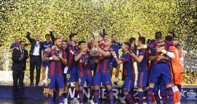 Futsal BL: harmadszor ért fel a csúcsra a Barcelona