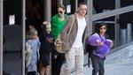 Eldurvult a gyerekelhelyezési per: 21 tanúval bizonyítja Pitt, hogy jó apa