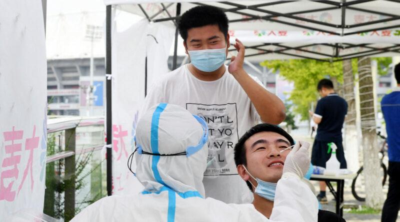 Kínában egy komplett kilencmilliós várost tesztelnek le öt nap alatt