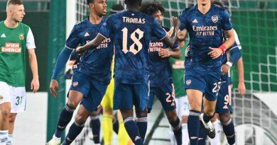 El: fordított az Arsenal, a Roma és a Molde; hat gólt szerzett a Leverkusen