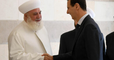 Pokolgépes merényletben halt meg Damaszkusz főmuftija