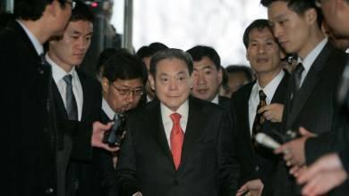 Elhunyt Li Kun Hi, a Samsung legendás elnöke
