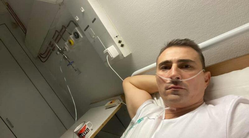 Drámai állapotba került a vírustól Csepel 39 éves fideszes polgármestere, megírta, milyen érzés
