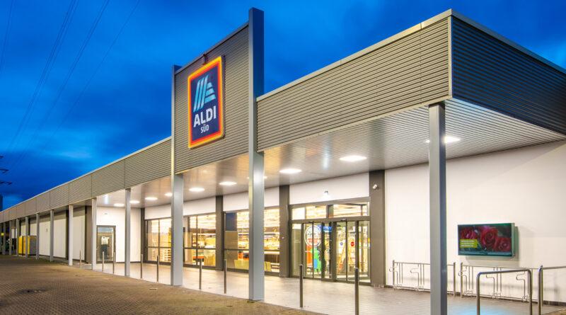 Megnyílt a világ legnagyobb Aldija -üzlet