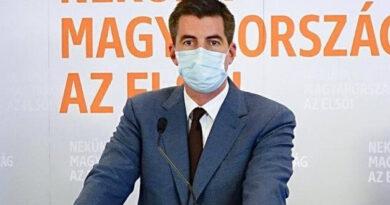 Kocsis Máté: A járvány tombol, fontos, hogy mindenki betartsa a szabályokat!