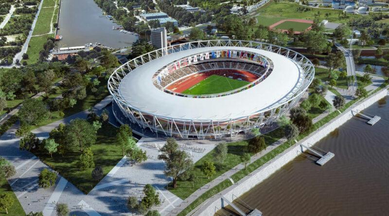 204 milliárd forintot ad a kormány az atlétikai vb létesítményeire