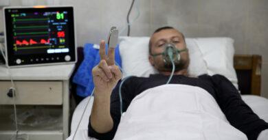 Ukrán egészségügyi miniszter: eszeveszett ütemben, hurrikán módjára terjed a járvány
