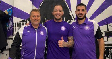 Futsal: Curtis, azaz Széki Attila ismét Újpesten játszik
