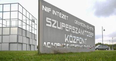 Újabb szuperszámítógépe lesz Debrecennek