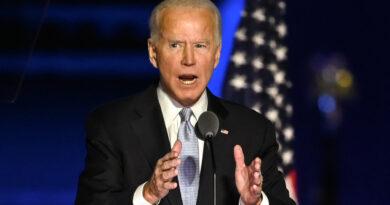 Joe Biden győzelmi beszédet mondott