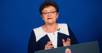 Müller Cecília: Nagyon magas az elhunytak száma az eddigiekhez képest
