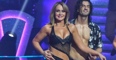DWTS: Gabriela Spanic megsérült az élő show alatt