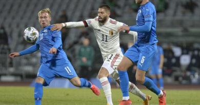 Az izlandi focisták beutazhatnak Angliába