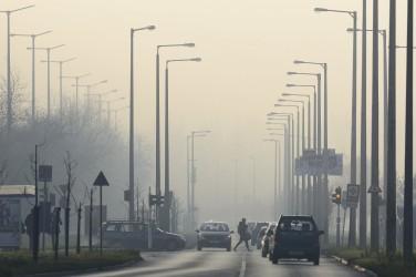 Az ország nagy részén romlott a levegőminőség