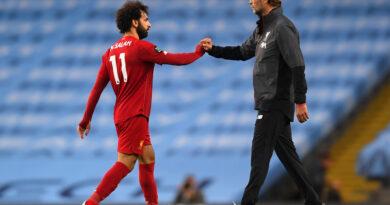 Negatív koronavírustesztje után újra edzésbe állhat a Liverpool sztárja