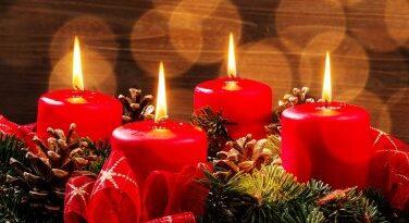 A legtöbb karácsonyi tüzet gyertyák, mécsesek okozzák