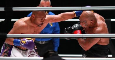 Boksz: Személyesen kéne ledumáljuk – Tyson összecsapna Holyfielddel