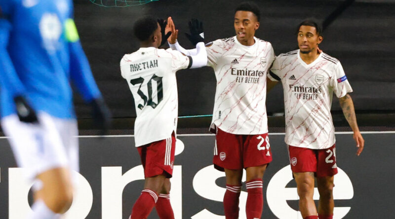 Az Arsenal és a Dinamo Zagreb is könnyedén győzött az Európa-ligában