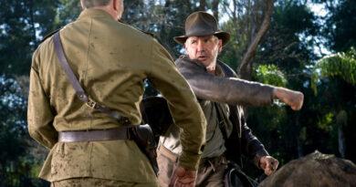 Harrison Ford visszatér Indiana Jones szerepébe a film utolsó részében