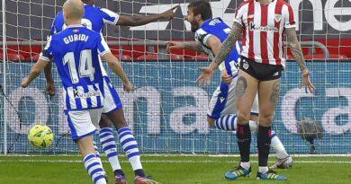 La Liga: korai góllal tört meg a Sociedad rossz sorozata