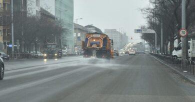 Jövő héten hatványozottan figyeljen az utakon, többször is ónos eső eshet