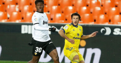 Ollózós gól, sorozatban nyolcadik meccsén maradt nyeretlen a Valencia