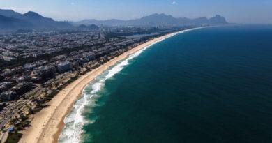 Koronavírus: lezárják a riói strandokat szilveszter éjjel