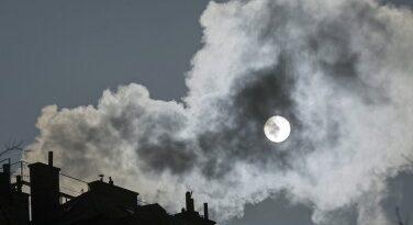 Ezen a hat településen egészségtelen a levegő minősége