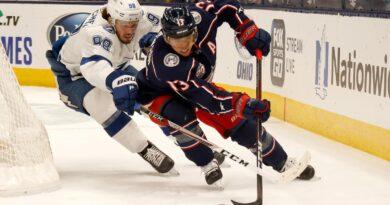 NHL: kikapott Columbusban a bajnok Tampa Bay