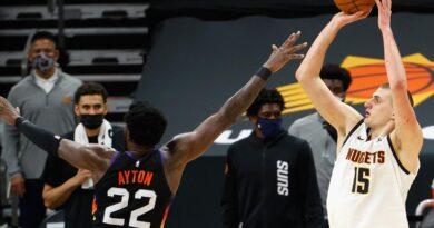 NBA: Chicagóban nyert a Lakers; a Rockets 133 pontot szórt