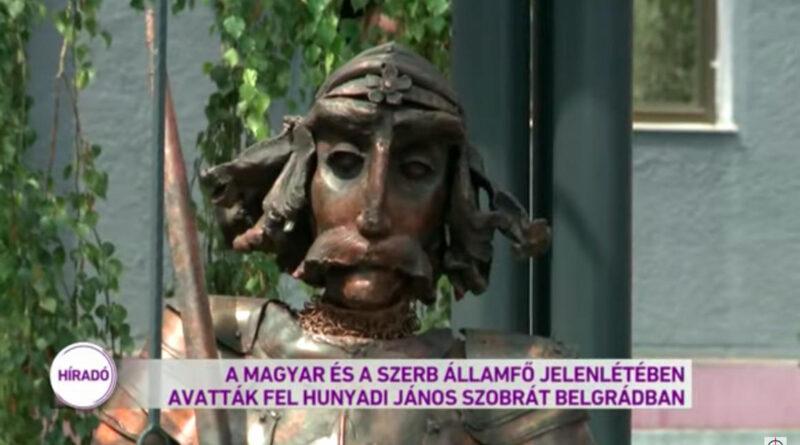 Kásler Miklós a Hunyadi-film szereplőválogatásán is rajta tartja a szemét