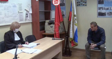 Navalnij jelentkezett a rendőrségről: itt tartják a bírósági meghallgatását